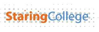 Logo Staring College